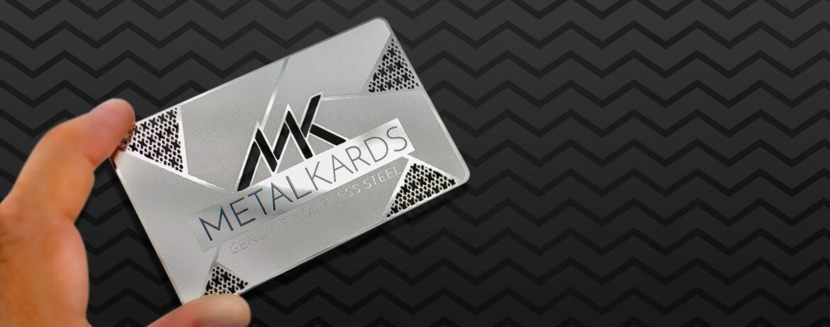 The Introduction of Metal Business Cards