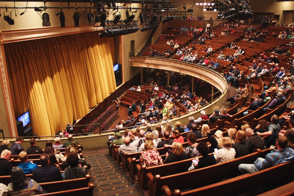 Things to Consider When Going to Ryman Theater